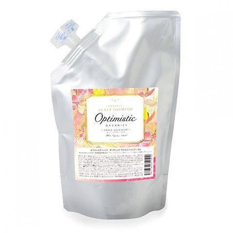 Grace Volumize | Organic Scalp Shampoo / オーガニック・スカルプシャンプーGV  500mL<グレイスボリュマイズ>