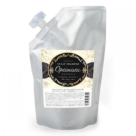 Rich Black | Organic Scalp Shampoo / オーガニック・スカルプシャンプーRB  500mL<リッチブラック>