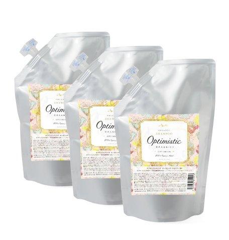 【まとめ買い】 | Organic Shampoo / オーガニック・シャンプーOP 500mL×3本
