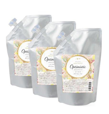 【まとめ買い】 | Organic Treatment / オーガニック・トリートメントOP 500g×3本