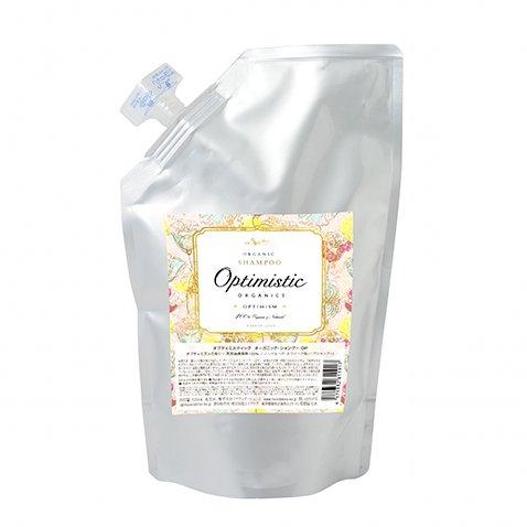 OPTIMISM | Organic Shampoo / オーガニック・シャンプーOP 500mL <オプティミズム>