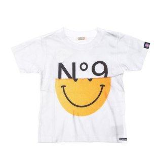 OVER THE STRiPES|オーバーザストライプス 通販|大阪正規取扱店|Altopino限定商品 9周年別注切り替えプリントTシャツ|ホワイト