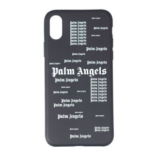 <img class='new_mark_img1' src='https://img.shop-pro.jp/img/new/icons1.gif' style='border:none;display:inline;margin:0px;padding:0px;width:auto;' />Palm Angels|パームエンジェルス メンズ通販|大阪正規取扱店舗|最短翌日着|ウルトラロゴiPhone X.XSケース|ブラック