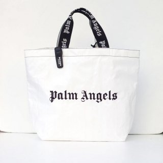 <img class='new_mark_img1' src='https://img.shop-pro.jp/img/new/icons1.gif' style='border:none;display:inline;margin:0px;padding:0px;width:auto;' />Palm Angels|パームエンジェルス メンズ通販|大阪正規取扱店舗|最短翌日着|クラシックロゴショッパー|ホワイト