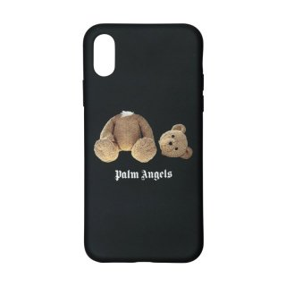 <img class='new_mark_img1' src='https://img.shop-pro.jp/img/new/icons1.gif' style='border:none;display:inline;margin:0px;padding:0px;width:auto;' />Palm Angels|パームエンジェルス メンズ通販|大阪正規取扱店舗|最短翌日着|KILL THE BEAR iPhone X .XSケース|ブラック