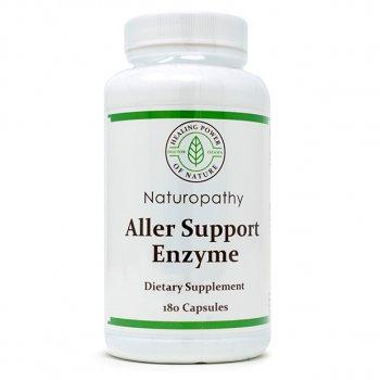 アレルギー性物質分解酵素・ アレルサポートエンザイム 180カプセル