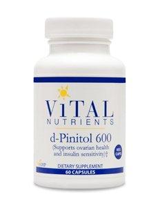 イノシトール(D-ピニトール)多のう胞性卵巣症候群(PCOS)専用