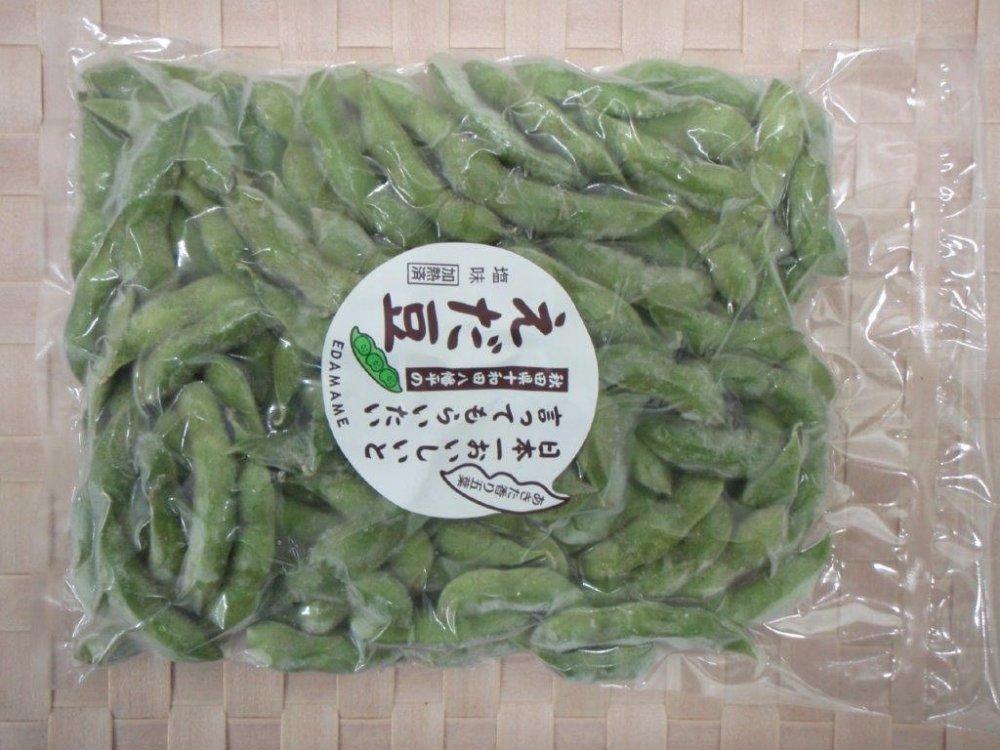 """贅沢枝豆""""あきた香り五葉""""500g/香り五葉ファン向け大容量サイズ"""