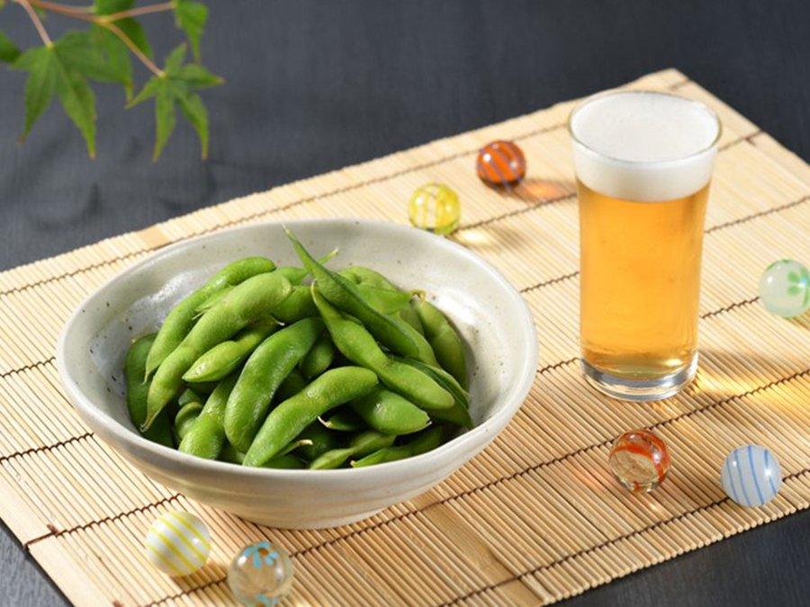 """贅沢枝豆 """"あきた香り五葉""""80g"""