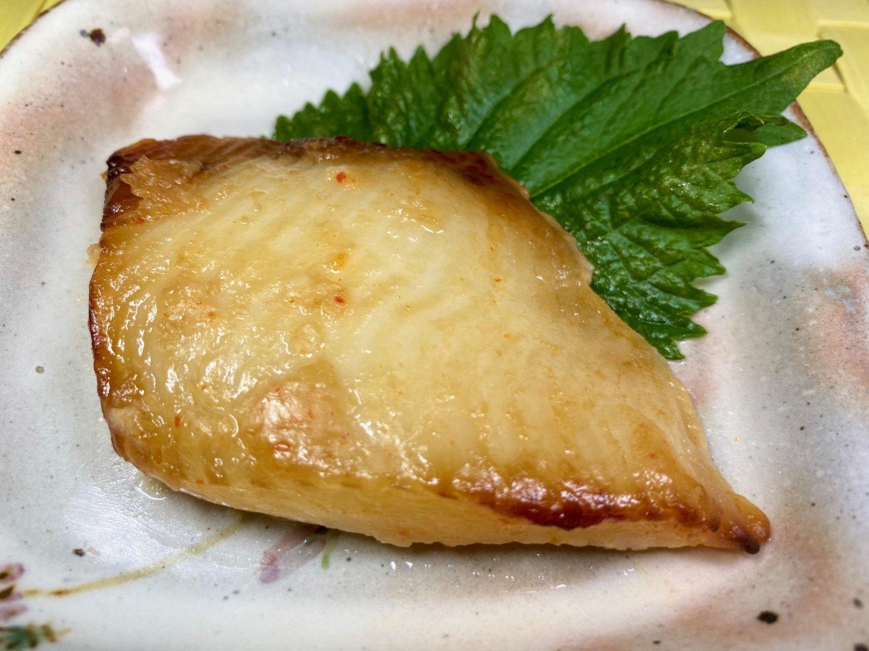 【グリルを汚さず、骨とり焼き魚!】カラスガレイ 甘味噌焼き