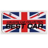 国別 ナンバーカード イギリス