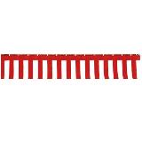 紅白幕 90cm×3間(5.4m)