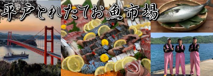 坂野水産 平戸とれたてお魚市場