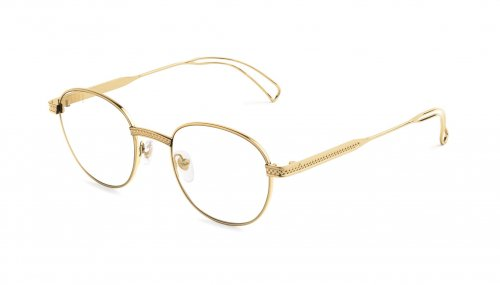 <img class='new_mark_img1' src='https://img.shop-pro.jp/img/new/icons5.gif' style='border:none;display:inline;margin:0px;padding:0px;width:auto;' />9five DIME 24K Gold Clear Lens Glasses ダイム / 24Kゴールド / クリアーレンズ / ナインファイブ