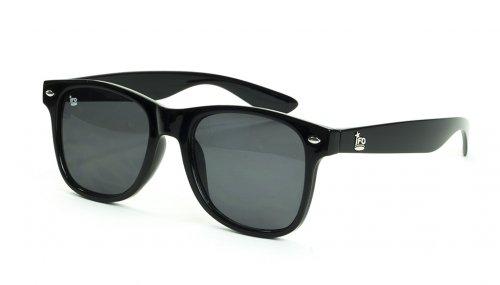 <img class='new_mark_img1' src='https://img.shop-pro.jp/img/new/icons5.gif' style='border:none;display:inline;margin:0px;padding:0px;width:auto;' />VENUS - sunglasses- black (frame) / black(lens) サングラス / フラットレンズ/アイエフオー