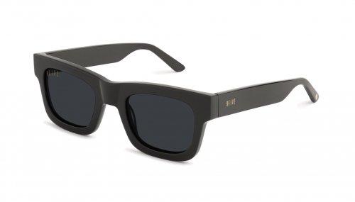 <img class='new_mark_img1' src='https://img.shop-pro.jp/img/new/icons5.gif' style='border:none;display:inline;margin:0px;padding:0px;width:auto;' />9five AYDEN Black Sunglasses アイデン / ブラック / サングラス / ナインファイブ