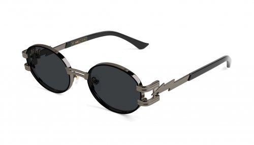 <img class='new_mark_img1' src='https://img.shop-pro.jp/img/new/icons5.gif' style='border:none;display:inline;margin:0px;padding:0px;width:auto;' />9five ST.JAMES BOLT Gunmetal Sunglasses セントジェームス / ガンメタル / サングラス / ナインファイブ