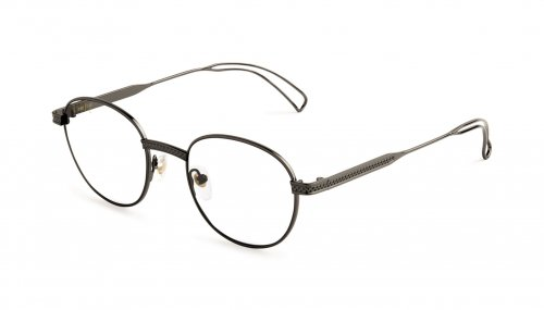 <img class='new_mark_img1' src='https://img.shop-pro.jp/img/new/icons5.gif' style='border:none;display:inline;margin:0px;padding:0px;width:auto;' />9five DIME Gunmetal Clear Lens Glasses ダイム / ガンメタル / クリアーレンズ / ナインファイブ