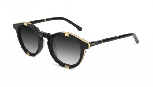 <img class='new_mark_img1' src='https://img.shop-pro.jp/img/new/icons5.gif' style='border:none;display:inline;margin:0px;padding:0px;width:auto;' />9five Groove Black & 24K Gold Gradation Sunglasses グルーブ / ブラック&24Kゴールド / グラデーションサングラス / ナインファイブ