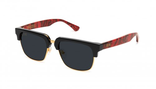<img class='new_mark_img1' src='https://img.shop-pro.jp/img/new/icons5.gif' style='border:none;display:inline;margin:0px;padding:0px;width:auto;' />9five Belmont Red Marble & 24K Gold Sunglasses ベルモント / レッドマーブル&24Kゴールド / サングラス / ナインファイブ