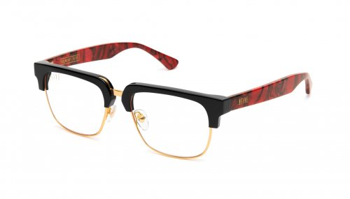 <img class='new_mark_img1' src='https://img.shop-pro.jp/img/new/icons5.gif' style='border:none;display:inline;margin:0px;padding:0px;width:auto;' />9five Belmont Red Marble & 24K Gold Clear Lens Glasses ベルモント / レッドマーブル&24Kゴールド / クリアレンズ / ナインファイブ