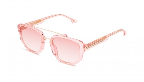 <img class='new_mark_img1' src='https://img.shop-pro.jp/img/new/icons5.gif' style='border:none;display:inline;margin:0px;padding:0px;width:auto;' />9five LAWRENCE Rose & 24k Gold  Rose Gradient Suglansses ローレンス / サングラス / ナインファイブ