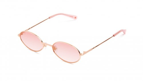 <img class='new_mark_img1' src='https://img.shop-pro.jp/img/new/icons5.gif' style='border:none;display:inline;margin:0px;padding:0px;width:auto;' />9five 40 Rose 24K Gold Gradation Sunglasses 40 / ローズ24Kゴールド / グラデーションサングラス / ナインファイブ