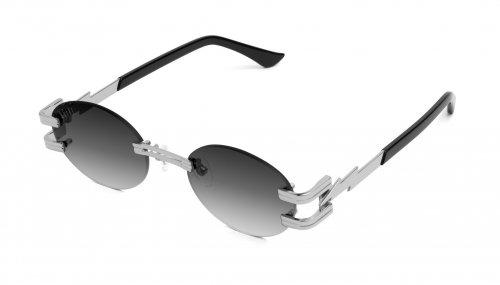 <img class='new_mark_img1' src='https://img.shop-pro.jp/img/new/icons5.gif' style='border:none;display:inline;margin:0px;padding:0px;width:auto;' />9five ST.JAMES BOLT LITE Platinum Gradation Sunglasses セントジェームスボルトライト / プラチナ / グラデーションレンズ / ナインファイブ