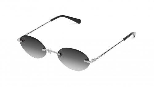 <img class='new_mark_img1' src='https://img.shop-pro.jp/img/new/icons5.gif' style='border:none;display:inline;margin:0px;padding:0px;width:auto;' />9five 40 LITE Platinum Gradation Sunglasses フォーティーライト / プラチナ / グラデーション / ナインファイブ