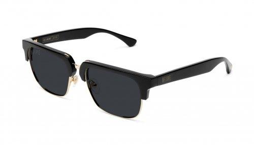 <img class='new_mark_img1' src='https://img.shop-pro.jp/img/new/icons5.gif' style='border:none;display:inline;margin:0px;padding:0px;width:auto;' />9five Belmont Black & 24K Gold Sunglasses ベルモント / ブラック&24Kゴールド / サングラス / ナインファイブ
