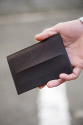 nejicommu TISSUE CASE【Black】