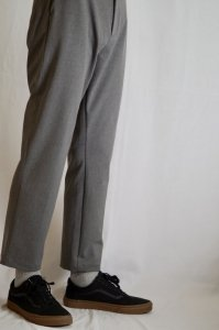LAMOND【ラモンド】 ACTION SLACKS【GRAY】