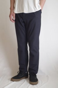 LAMOND【ラモンド】 ACTION SLACKS【NAVY】