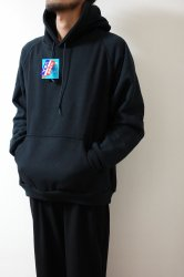 CAMBER【キャンバー】 CHILL BUSTER THERMAL LINED PULLOVER HOODED【BLACK】