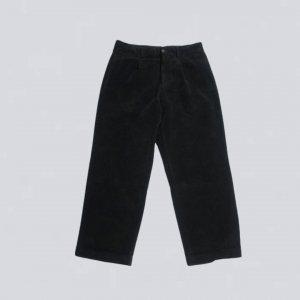 RICCARDO METHA【リカルドメッサ】1TUCK WIDE PANTS【BLACK】