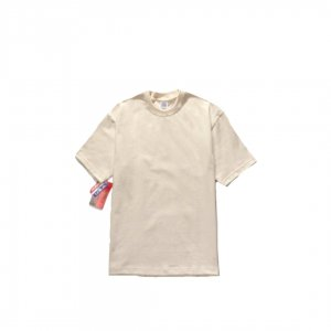 CAMBER【キャンバー】 8oz T-shirts No pocket s/s【NATURAL】