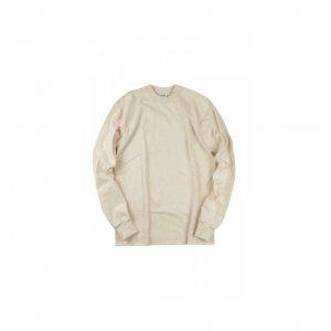 CAMBER【キャンバー】 8oz Long Sleeve T-shirts No pocket【NATURAL】