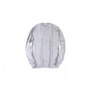 CAMBER【キャンバー】 8oz Long Sleeve T-shirts No pocket【GREY】