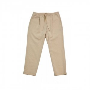 LAMOND【ラモンド】 SHARI PANTS 【WHITE BEIGE】