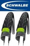 THULE <スーリー> 【即納・2本セット】耐パンク・高耐久SCHWALBE シュワルベ MARATHON マラソン 20×1.75 BURLEY, Chariot20インチタイヤの交換のぜひどうぞ。