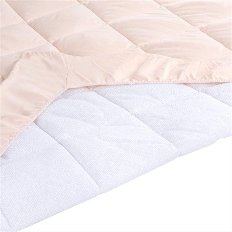 【即納】ハウク・ベッドミー<Hauck Bed Me>マットレスプロテクターシート 適合:ハウク内寸120 x 60 cm のモデル【画像3】