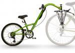 レンタル  【一週間レンタル】Burley Piccolo Trailer Cycle祭事や自転車レースのイベントに。子供自転車教室に(返信送料お客様負担)