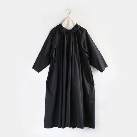 Atelier d'antan | ギャザードレス〈 Aimee 〉Black | A232171TD267