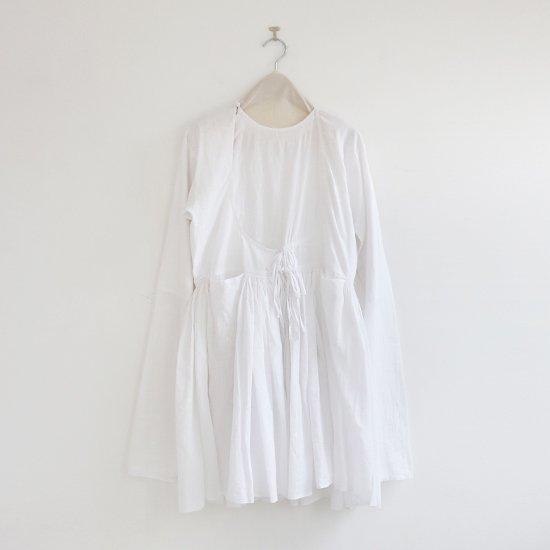 Khadi and Co. | ジャンダニドットカシュクールブラウス〈 NEELEM 〉White | D012181TS220