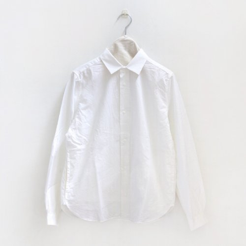 Yaeca | コットンコンフォートシャツ  White | F052191TS090/202TS150
