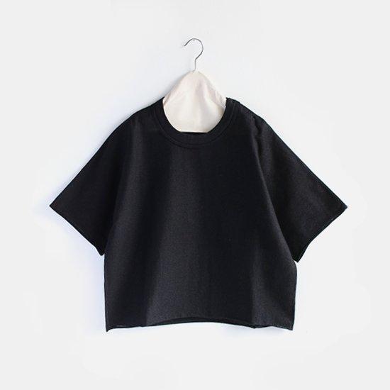 Boboutic   ニットTシャツ Black   D064191TK054