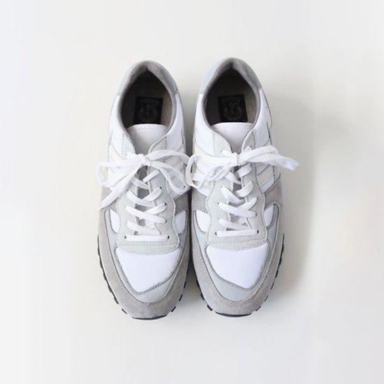 ZDA   マラソンスニーカー〈 2200FSL 〉 White×Light Grey   F059181SS001