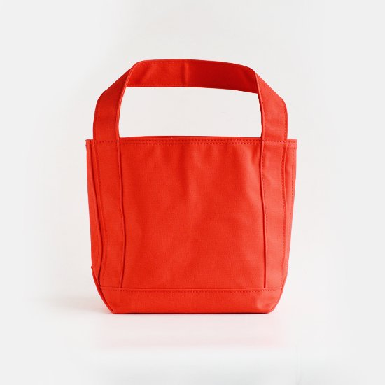 Tembea×haus | ショートジップトート Canvas11 Red | F021191BB290