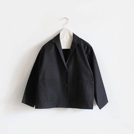 Atelier d'antan | テーラードジャケット〈 Berg 〉Black | A232192TJ387