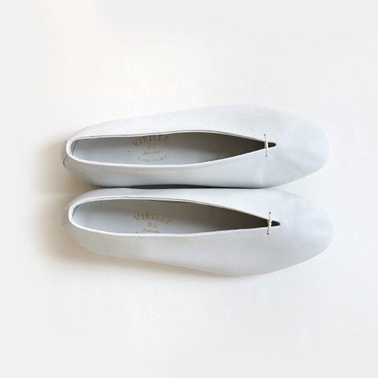 VIEILLE | フラットシューズ ( Cinq ) White | B004122SS007